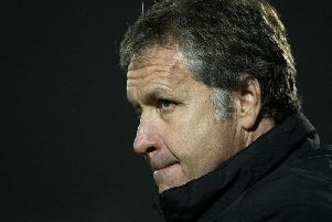 Kevin Bond took charge of Southend last month.