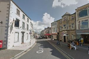 Police are appealing for witnesses after a man was assaulted at the rear of The Palatine pub in Morecambe just before midnight on Saturday, April 27.
