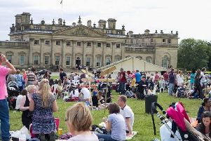 Fwd: PRESS RELEASE - Headline Chefs to Attend the Great British Food Festival at Harewood House
