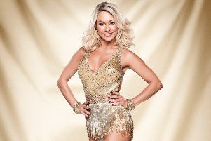 Strictly Come Dancing star Kristina Rihanoff is coming to Lancaster.
