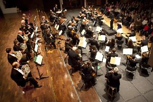 The Haffner Orchestra has a young guest conductor at a concert at the weekend.