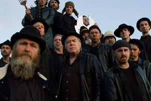 Spooky Men's Chorale will play live at Clitheroe Grand on Wednesday, July 3