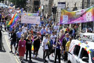 Midland s First Gay Pride Event Aims To Welcome