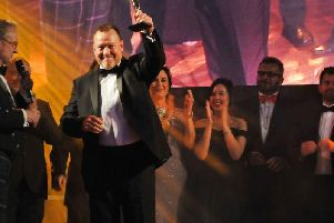Celebrations at the BIBAs