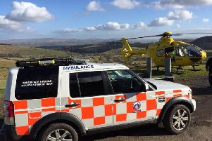 Rossendale and Pendle Mountain Rescue Team