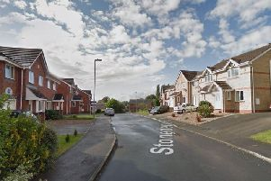 Stonedene Court in Heckmondwide, where the arson took place (Photo: Google).
