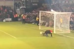 Pitch invader cc Ant Ratcliffe