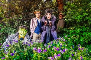 Wind in the Willows heads to Leighton Hall.
