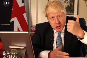 Boris Johnson is using Facebook to hold a People's PMQs, but Andrew Vine says it is a brazen attempt to avoid scrutiny. Do you agree?