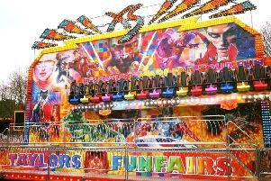 Taylor's Fun Fair will be in Morecambe for an extra week.