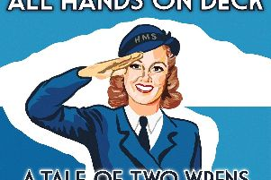 Mikron Theatre Company's 'All Hands on Deck' will be performed at Hesketh Bank Community Centre on Friday, September 20