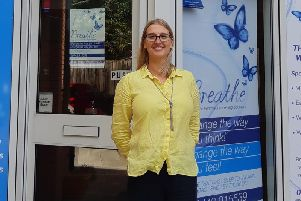 Shelley Perry, founder and clinical director of S.E.E.D. and Breathe Therapies