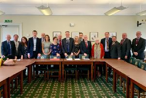 Jo Platt MP meeting Labour colleagues to discuss miners' pensions