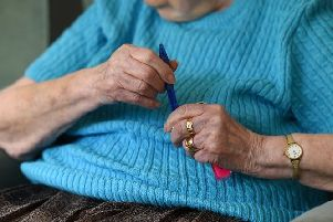 NHS Digital data estimate around 363 pensioners in High Peak could be living with undiagnosed dementia.