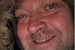 Francis Williamson, 37, was last seen around Pall Mall in Chorley at around 5pm on Wednesday (November 13). Pic: Lancashire Police