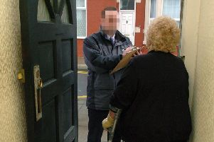 Wigan Council has uncovered a new type of doorstep con