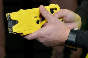 New funding means Lancashire Police can bring more than 350 Tasers