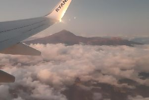 Farewell to Tenerife for another year