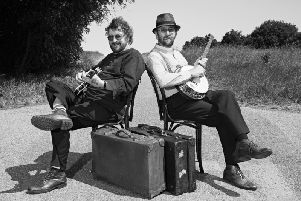 Cockney musical duo Chas and Dave are still going strong, and touring in the north west