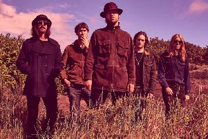 The Coral are on tour this autumn, promoting a new album, Move Through the Dawn