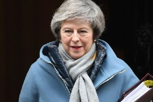 MPs will vote down Theresa May's proposed deal