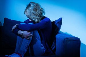 New funding for community groups aims to help prevent suicides Picture posed by model