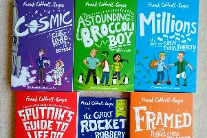 Fresh new look for Frank Cottrell Boyces fabulous fictio