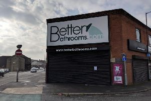 Better Bathrooms showroom in Wigan
