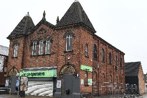Co-op in St John Street in Bridlington.