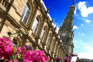 Andrea Breen, 48, who worked for Calderdale Council for 15 years