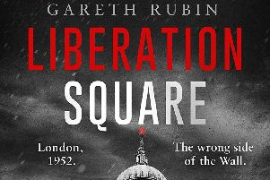 Liberation Square by Gareth Rubin