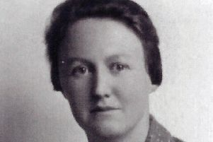 Pioneering engineer Hilda M Lyon.