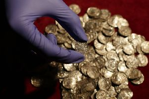 The British Museum has lauded the fantastic discoveries in England.