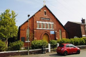 The former chapel