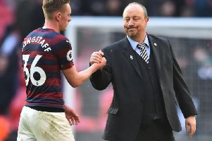 Sean Longstaff has been linked with a move to Manchester United.