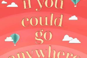 If You Could Go Anywhere by Paige Toon