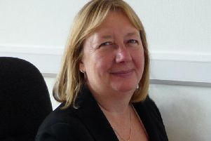 Chairwoman of Stephensons, Ann Harrison