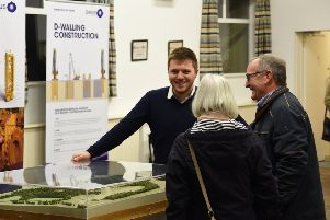 Members of the public are invited to find out more about the progress of a new multi-billion pound fertiliser mining project at a series of informal drop-ins.