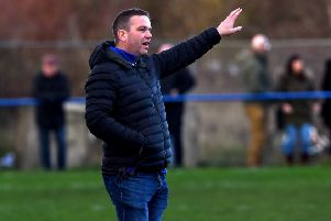 Lock Lane head coach Paul Couch, who has been appointed as joint head coach for the England Community Lions U23s team.