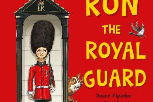 Ron the Royal Guard