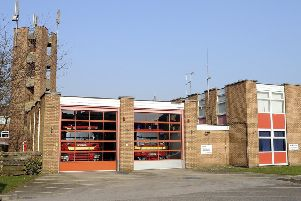 The fire and rescue service was called out to 4,471 fires in 2018-19.