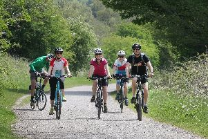 Cyclist friendly places to eat in the Peak District