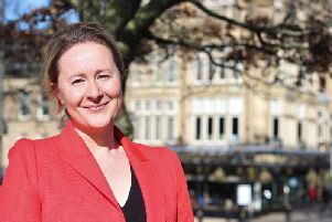 """Judith Rogerson, the Lib Dem Prospective arliamentary Candidate for Harrogate & Knaresborough - """" I have heard from many of his constituents who are appalled by this decision. I share their anger."""""""