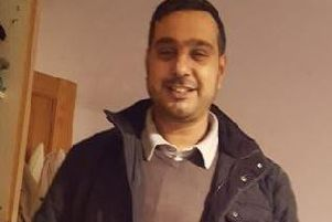 Father-of-four Sajed Choudry, 43, was murdered outside his home in Rhyl Avenue, Blackburn on November 27, 2018