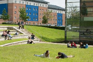 Lancaster University has been named top international university in The Times and Sunday Times guide.