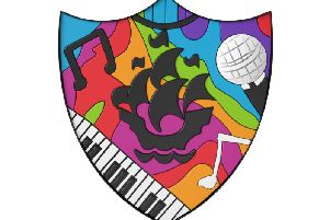 Blue Peter's first ever music badge