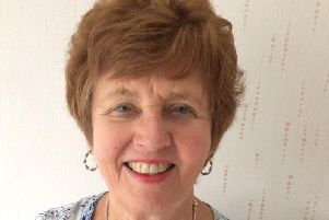 Margaret Clark- a timely phone call saved her sight