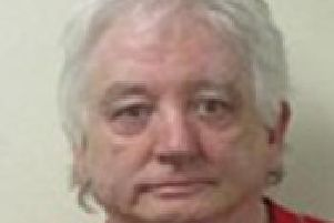 Hughie Scanlon, 64, is on the run from Kirkham Prison