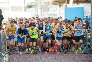 The City of Preston 10k has been cancelled following heavy rain