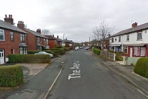 A house in The Avenue, off Cop Lane, was one of two homes in Penwortham that were burgled on Friday, September 27